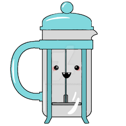 Chibified Coffee Press - Brewing Methods