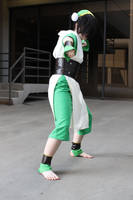 Dragon Con: Toph by mangarider