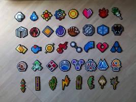 All badges 2 by bGilliand