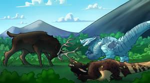 deer friend? by Voidtech