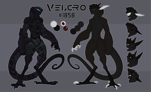 [ref] Velcro   MYO Grem2 by Voidtech