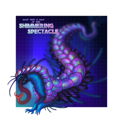 [closed] Shimmering Spectacle | Mermay Advent 23rd