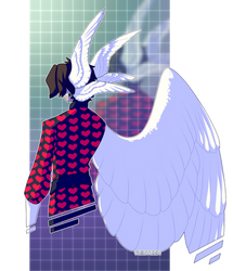 [artfight 2021] winged