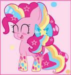 Rainbow Powah Pinkie Pie