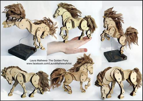 The Golden Pony (movements)