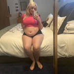 Candii kayn in small clothes