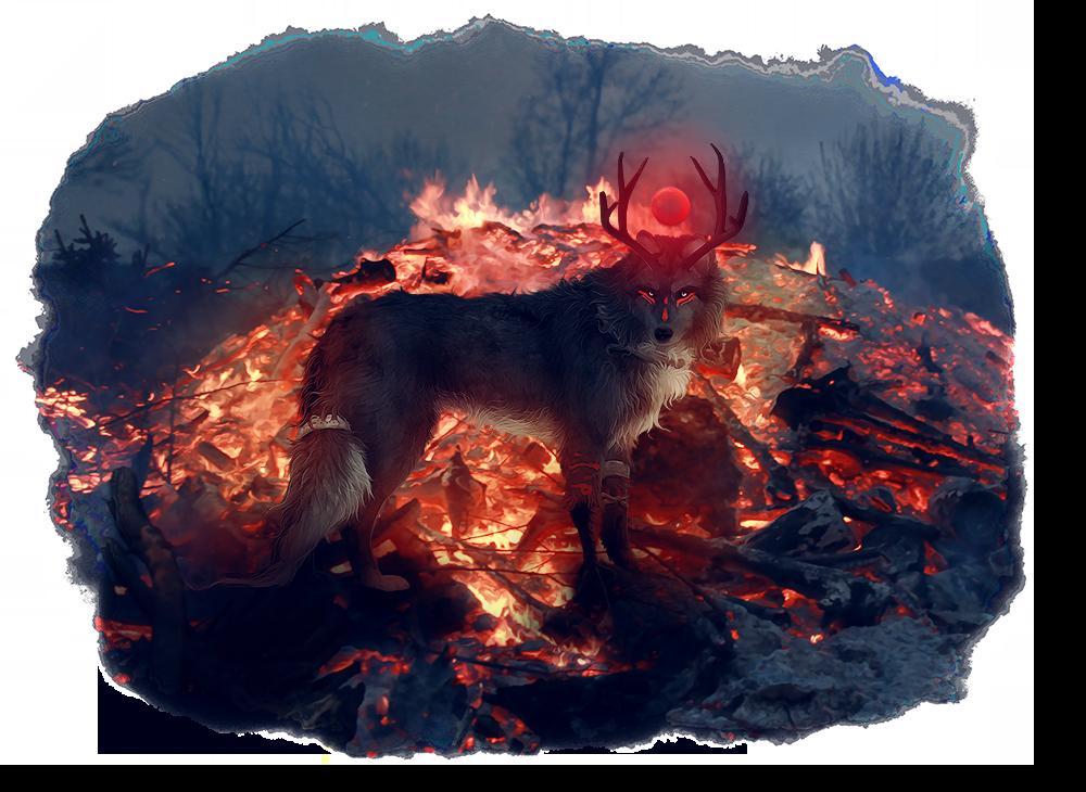 Let them burn by Vhitany