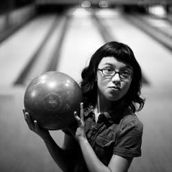 Bowling by jedrekkostecki