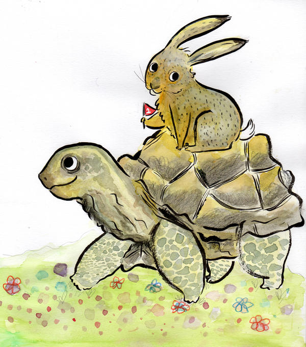 """an introduction to the literary analysis of the tortoise and the hare Lesson 1: introduction to short story (simpson's analysis) 8-10 tortoise and the hare"""" by aesop."""