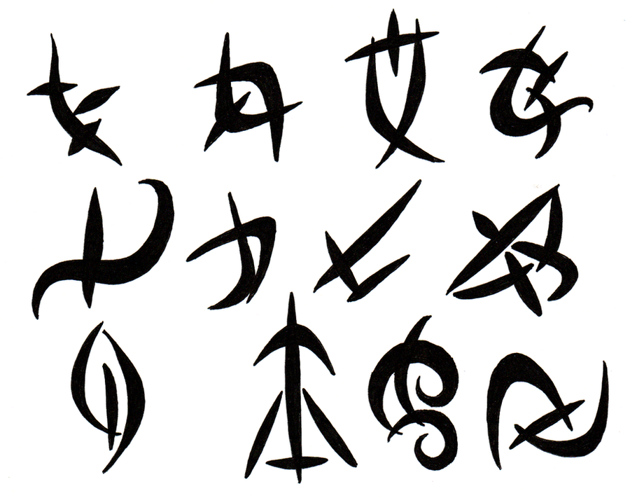 Mortal Instruments Rune Symbols Images Meaning Of This Symbol