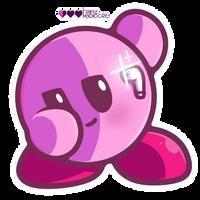 Kirby doesn't speak broke by Triple-M3diocre