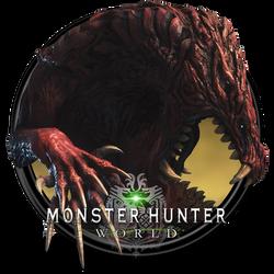 Monster Hunter World Icon (9)