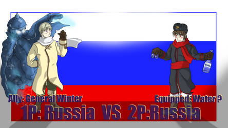 Fight: Russia vs Russia