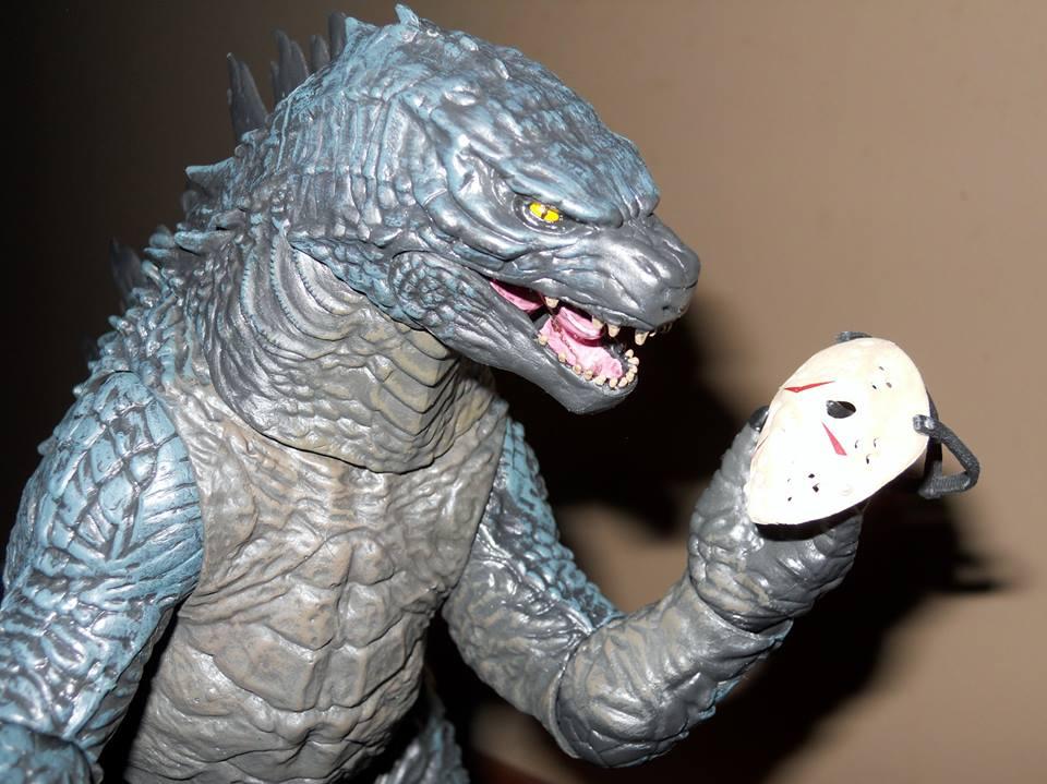 Godzilla by BiggEzilla82
