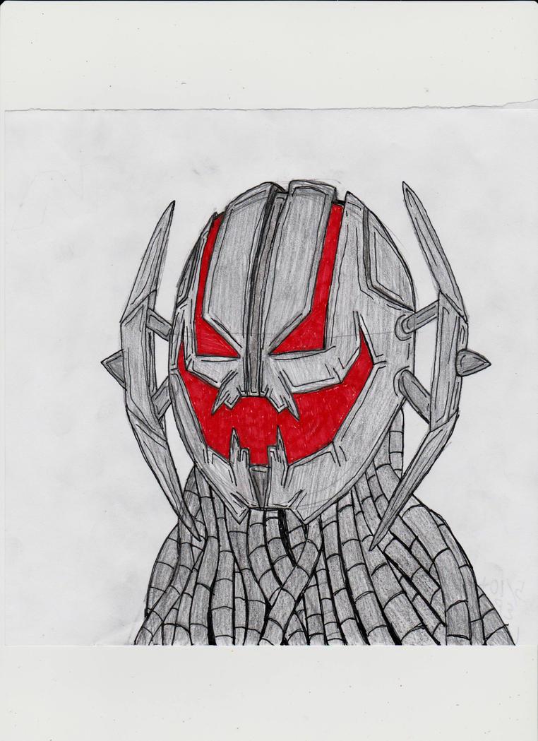 Ultron by BiggEzilla82