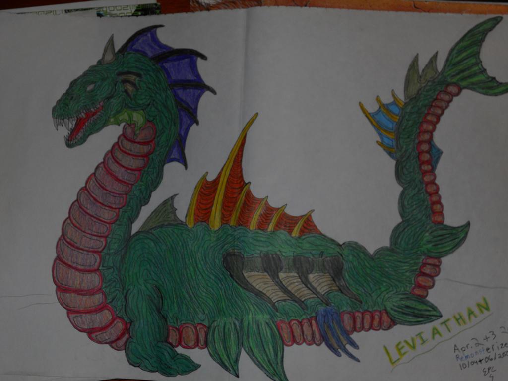 Leviathan by BiggEzilla82
