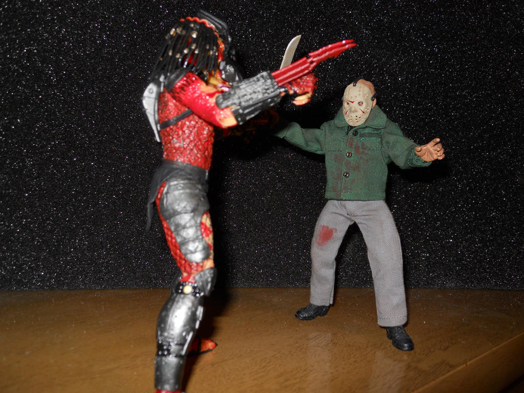 Predator vs Jason 003 by BiggEzilla82