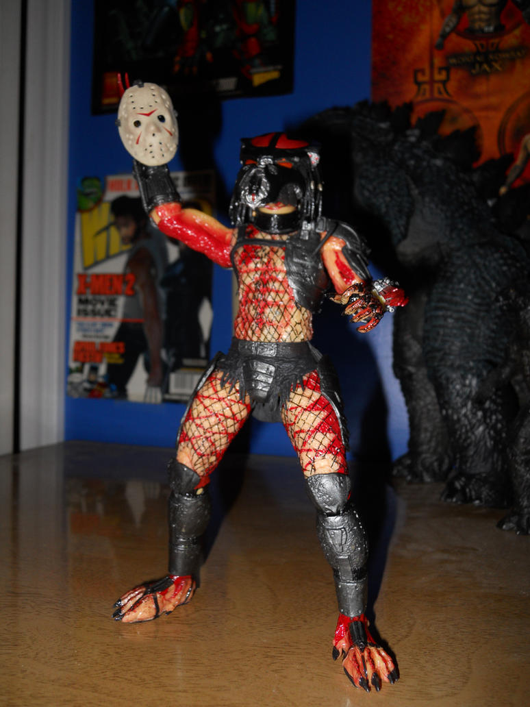 Predator Wins 002 by BiggEzilla82