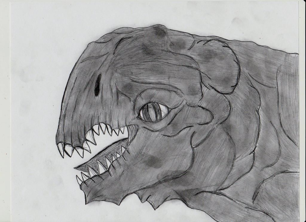 Monster by BiggEzilla82