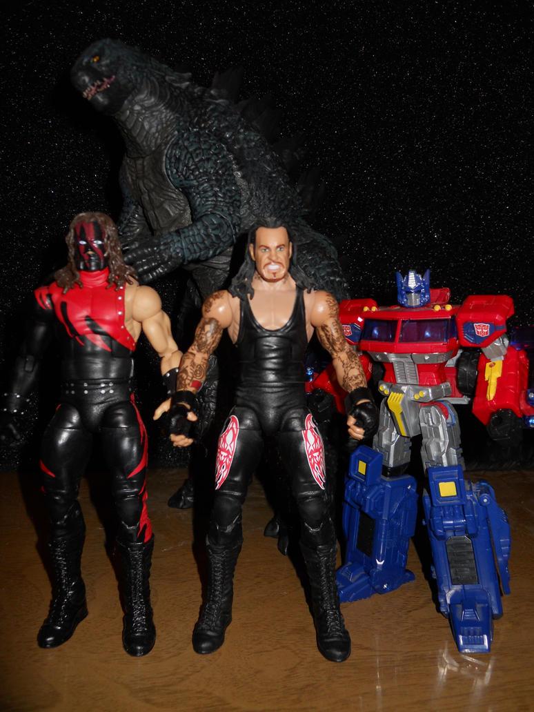 Team Undertaker 001 by BiggEzilla82