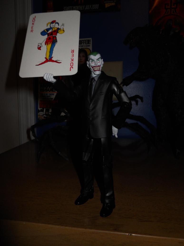Joker's Wild 001 by BiggEzilla82