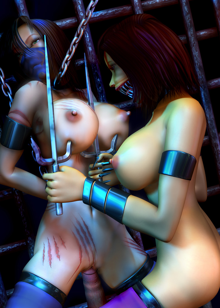 Fatality 3d animated porn video nackt gallery