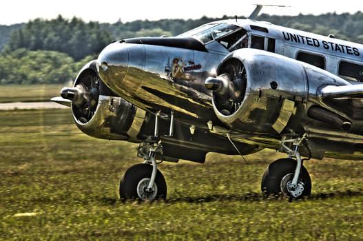 C45 Beechcraft