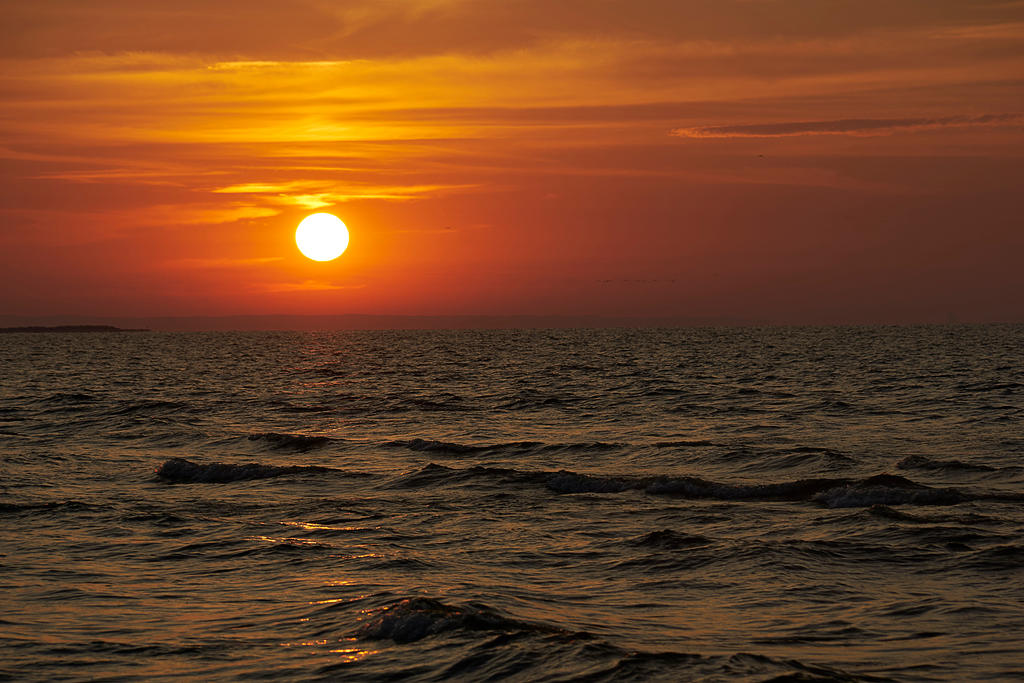 sunset by Konrad22