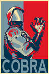 Cobra Commander by thecrow1299