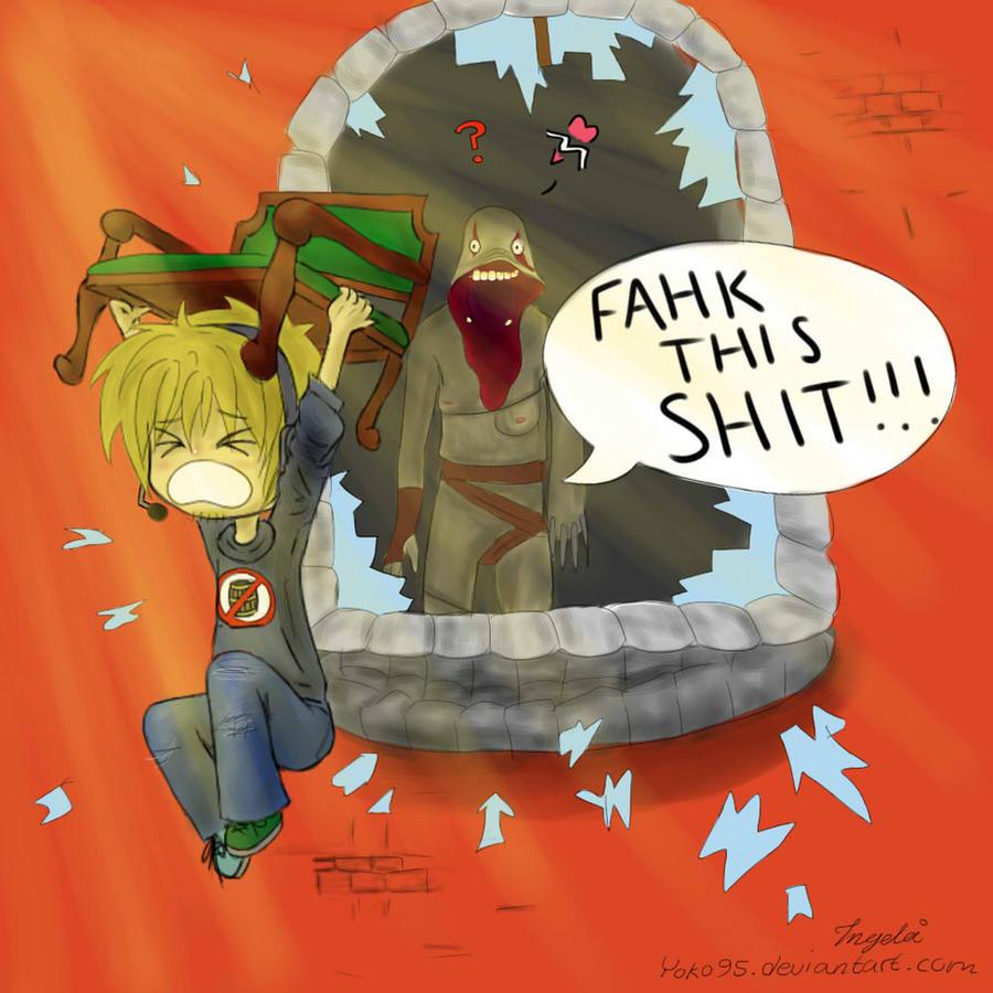 FAHK THIS SHIT!!! by Yoko95