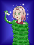 Sakura Y Kaa