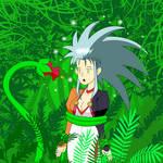 Ryoko hypnotized by plant