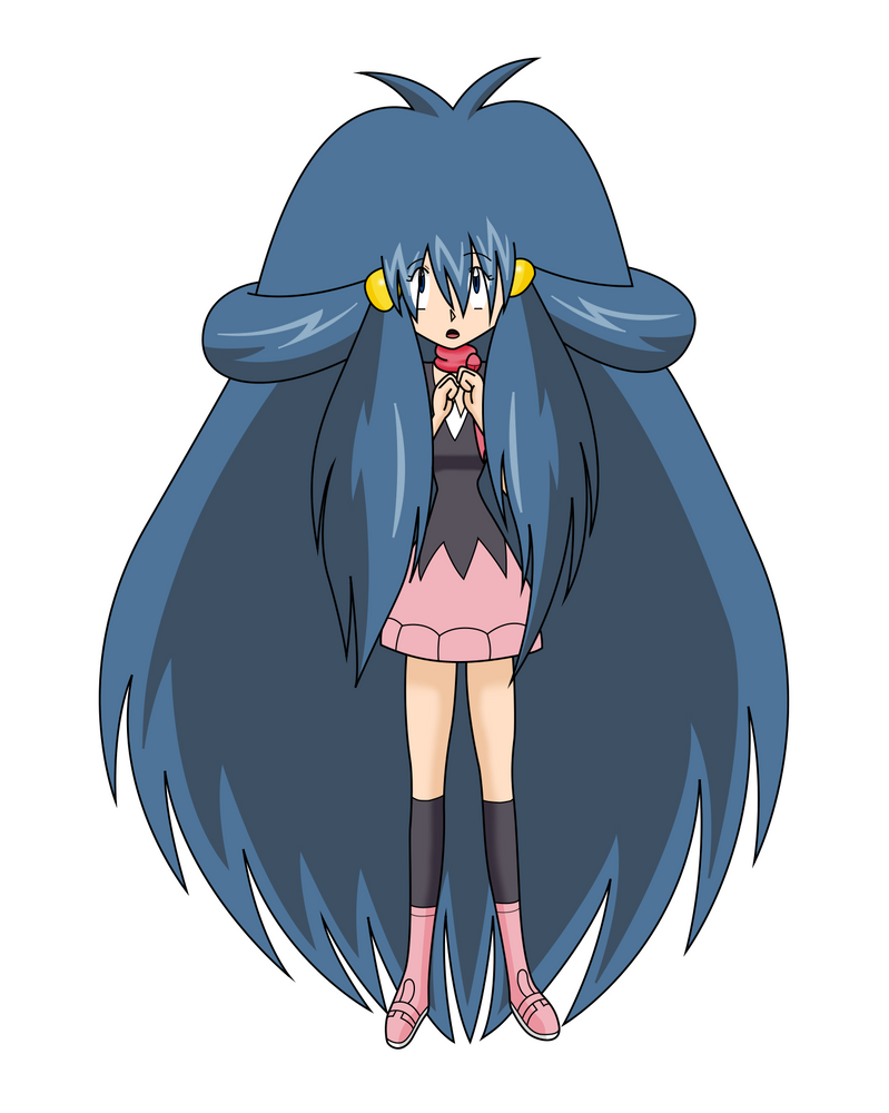 Pokemon Dawn Gone Hair Images