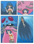 Dawn's Underwater Adventure Page 2