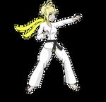 Lisa Silverman Karateka