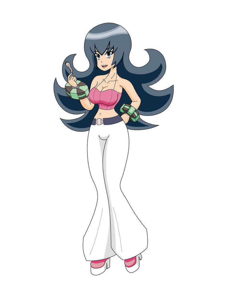 Mega Sabrina by MegatronMan