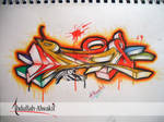 Graffiti.. ARABS