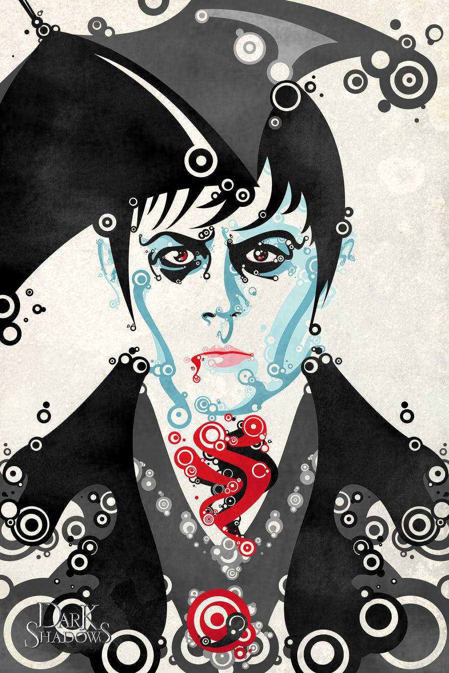 Dark Shadows: Barnabas Collins by LegacyArtist