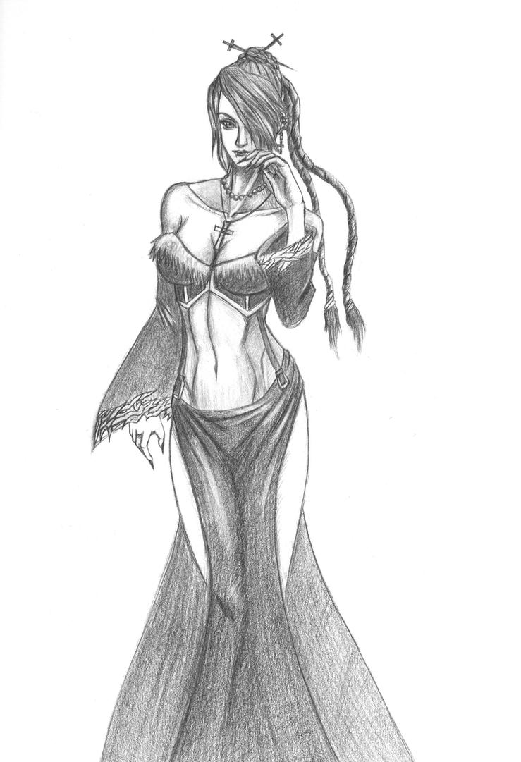 Vampire Lulu by aznswordmaster1