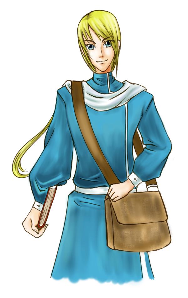 Lucius quick redesign by aznswordmaster1