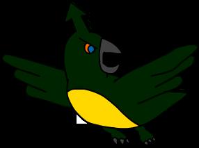 Fakemon - Clackot by marcos-zx
