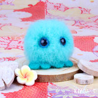 Blue Lagoon ~ Small Friend