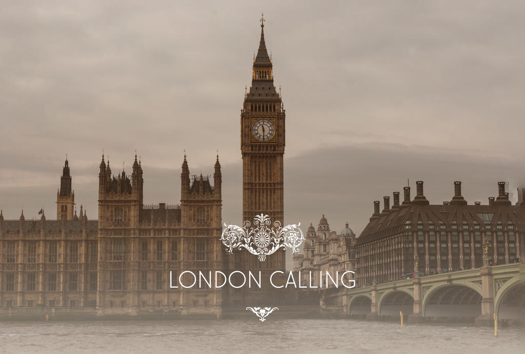 London calling by Bogusza