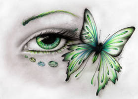 Papilionoidea by TortuousThrenody