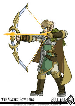 Link - The Sacred-Bow Hero
