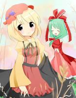 Minacle and Hinacle by yanano