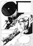 WW2 comic page
