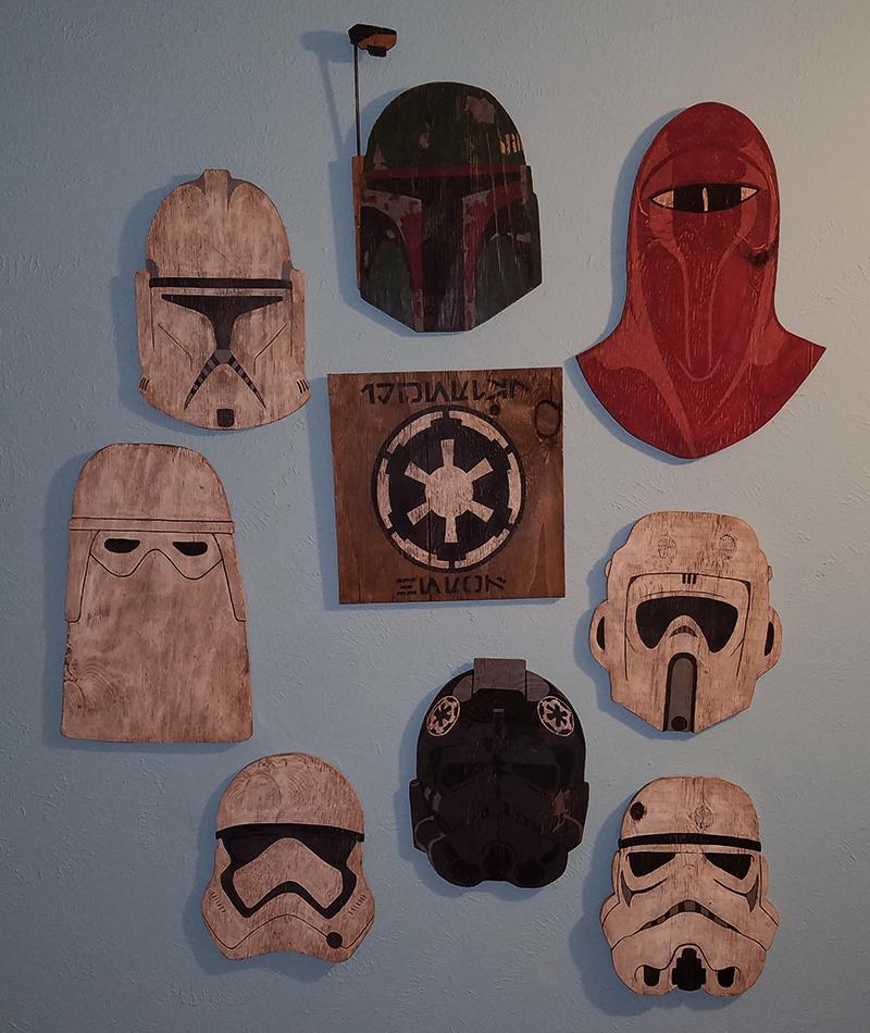 Troopers by joeadonis