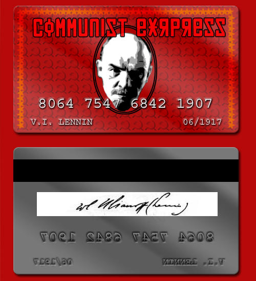 Communist Express by joeadonis