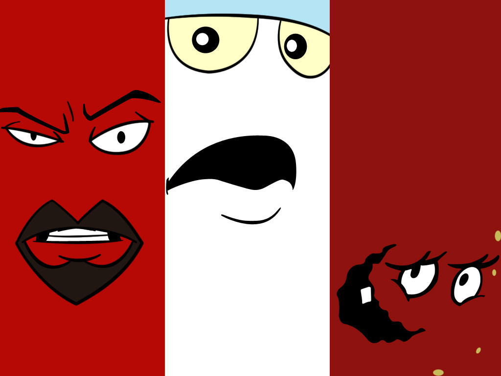 Aqua Teen Hunger Force by joeadonis